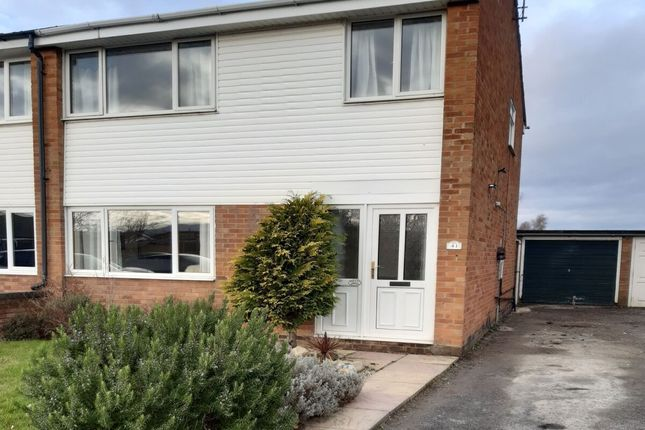 Thumbnail Semi-detached house for sale in Westbourne, Honeybourne, Evesham
