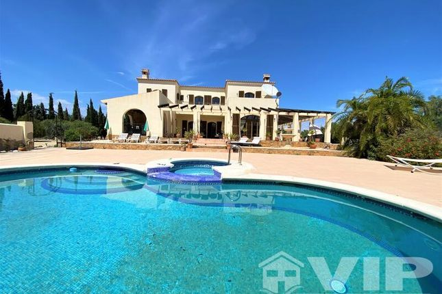 Thumbnail Villa for sale in Country Residence, Turre, Almería, Andalusia, Spain