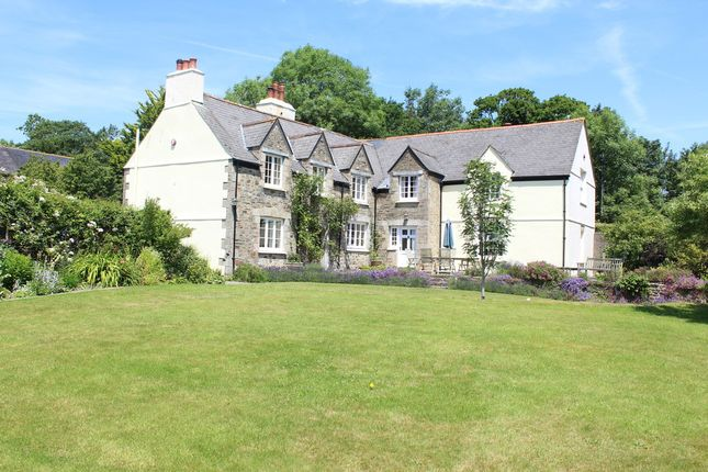Thumbnail Farmhouse for sale in Penquit, Ivybridge