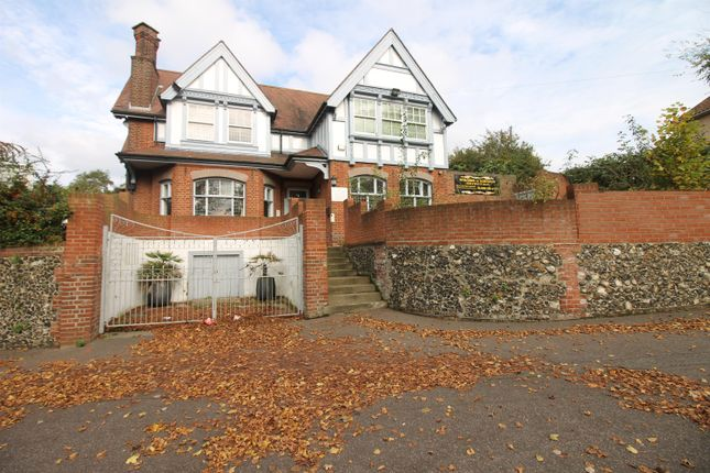 Thumbnail Detached house for sale in Drayton Road, Norwich