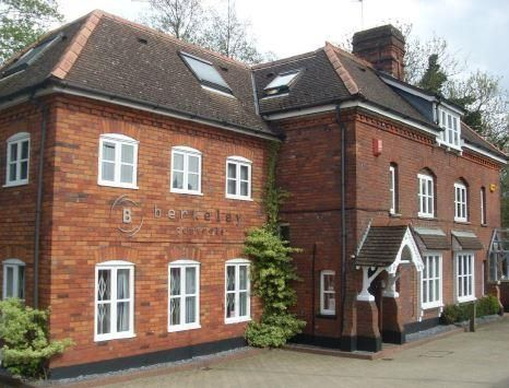 Thumbnail Office for sale in Berkeley House, 649 London Road, High Wycombe