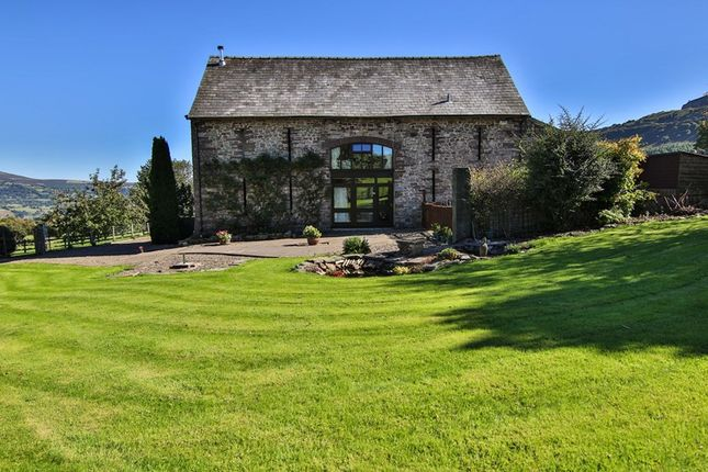 Thumbnail Barn conversion for sale in Llangattock, Crickhowell