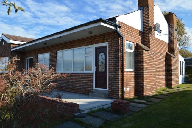Thumbnail Detached bungalow to rent in Nunns Lane, Featherstone, Pontefract