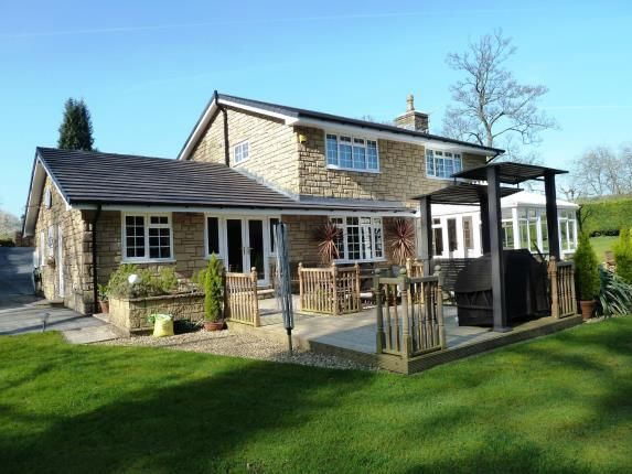 Thumbnail Detached house for sale in Furness Lodge Close, Furness Vale, High Peak, Derbyshire