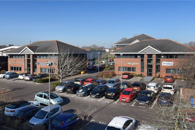 Thumbnail Commercial property for sale in Units 2-5, Meridian Office Park, Osborn Way, Hook, Hampshire