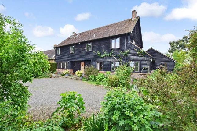 Thumbnail Link-detached house for sale in Otham Street, Otham, Maidstone, Kent