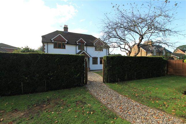 Thumbnail Detached house for sale in Little Heath Road, Chobham, Woking, Surrey
