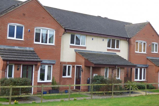 Thumbnail Terraced house to rent in The Meadows, Catshill, Bromsgrove