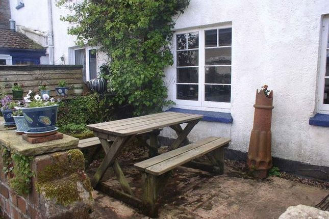 Patio Garden of Court Street, Moretonhampstead, Newton Abbot TQ13