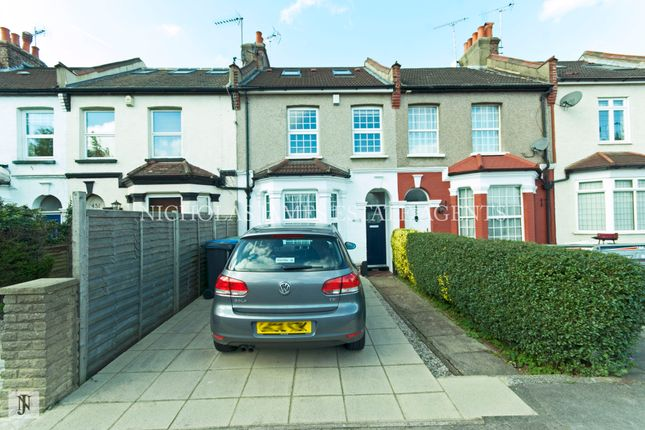 Thumbnail Terraced house to rent in Cockfosters Road, Hertfordshire