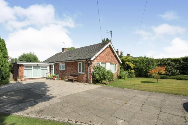 3 bed bungalow for sale in Meadow Drive, Prestbury, Macclesfield, Cheshire SK10