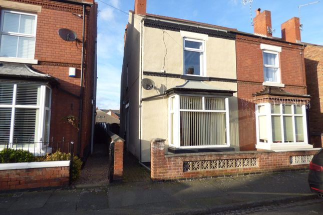 Thumbnail Semi-detached house to rent in York Road, Long Eaton