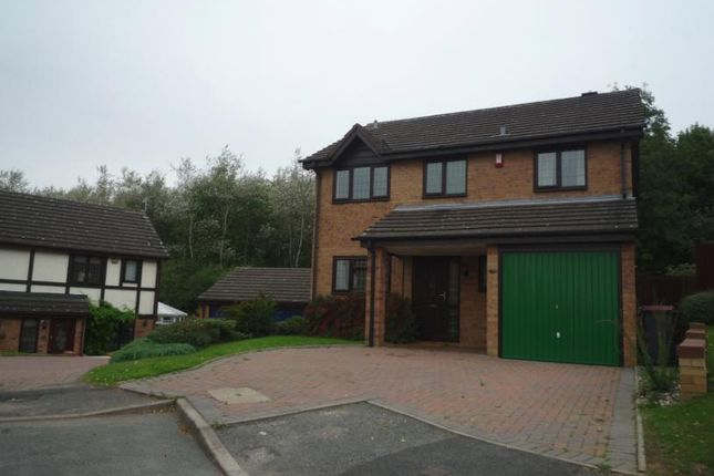 Thumbnail Detached house to rent in Bryony Way, Telford, Priorslee