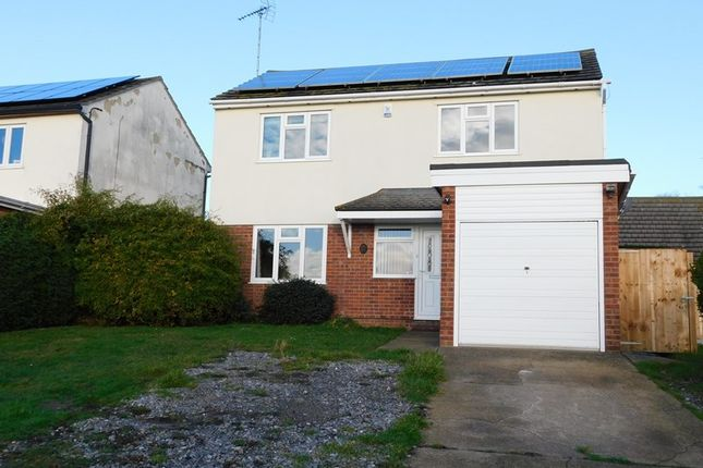 Thumbnail Detached house for sale in Gravel Hill Way, Dovercourt, Harwich