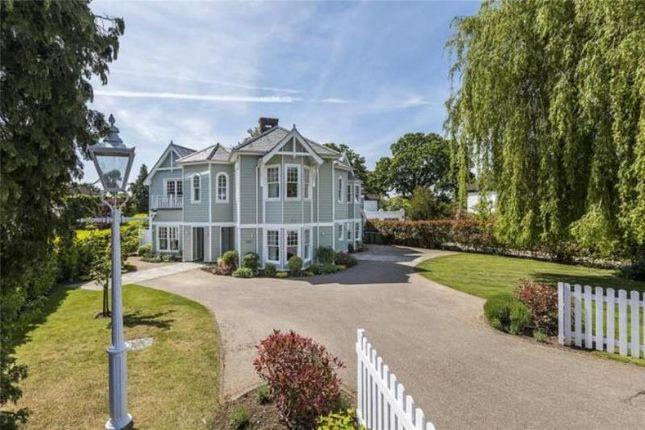 Thumbnail Terraced house to rent in Ditton Grange Close, Surbiton