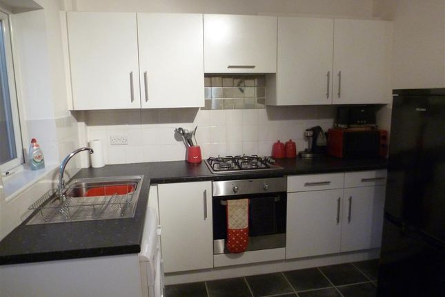 Thumbnail Town house to rent in Pool Close, Pinxton, Nottingham