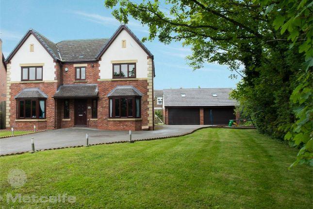 Thumbnail Detached house for sale in Tanpit Lane, Wigan, Lancashire