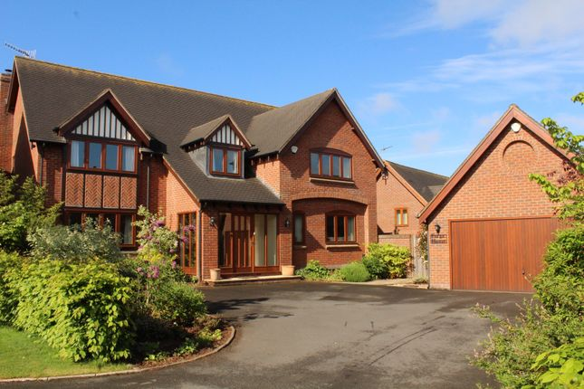 Thumbnail Detached house for sale in Olde Forge Gardens, Hartlebury