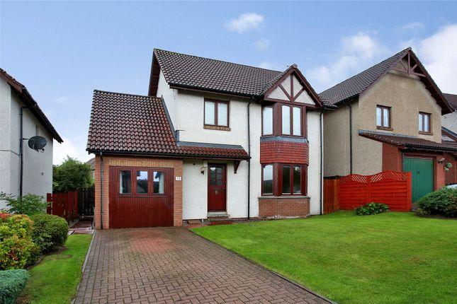 Thumbnail Detached house to rent in 13 Wellside Walk, Kingswells, Aberdeen