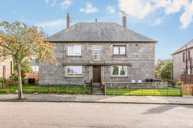 Thumbnail Flat for sale in Polwarth Road, Aberdeen