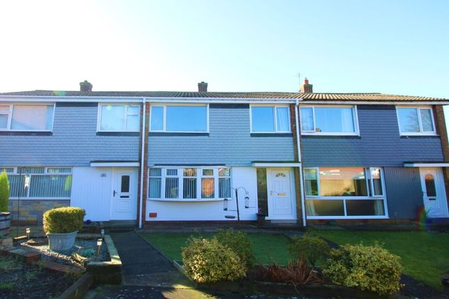 3 bed terraced house for sale in Byron Court, Chapel House, Newcastle Upon Tyne NE5