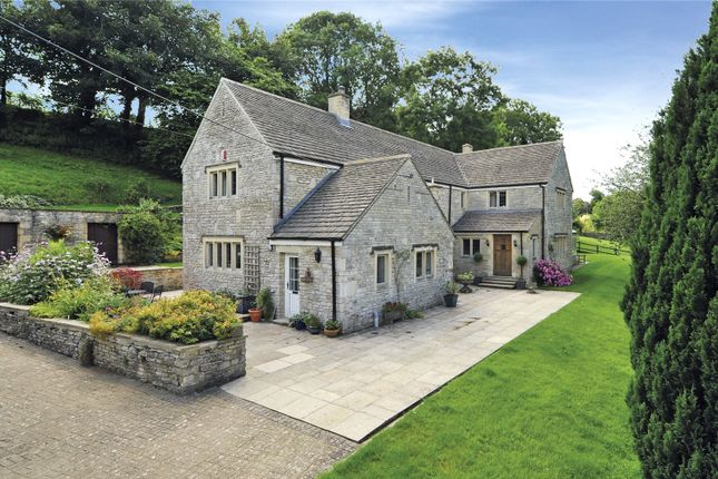 Thumbnail Detached house for sale in Lower North Wraxall, Chippenham, Wiltshire