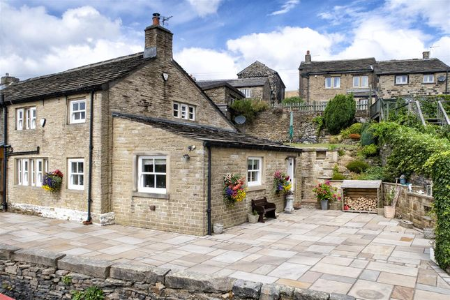 Thumbnail Cottage for sale in Shawfields, Slaithwaite, Huddersfield