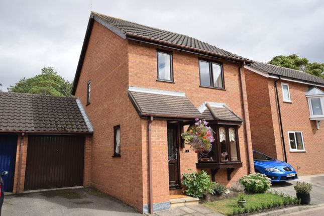 Thumbnail Semi-detached house for sale in Bartholomew Close, Great Chesterford, Saffron Walden