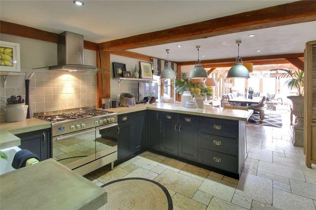 Kitchen of Rye Road, Newenden, Cranbrook, Kent TN18