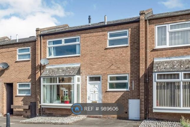 3 bed terraced house to rent in St. Pauls Square, Leamington Spa CV32
