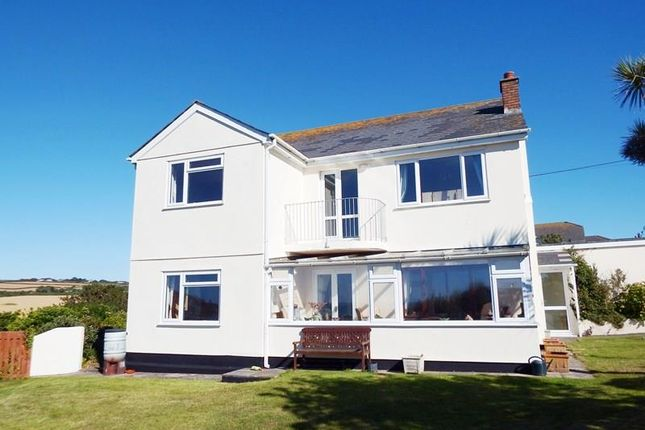 Thumbnail Detached house for sale in Ridgeway, Perranporth