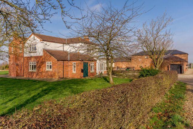 Front of Witham Grange And Witham Barn, Doddington Lane, Dry Doddington, Newark NG23