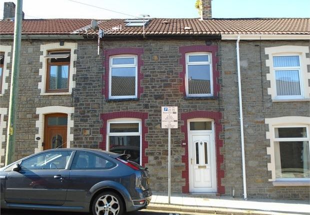 4 bed terraced house to rent in Primrose Street, Tonypandy, Rct. CF40