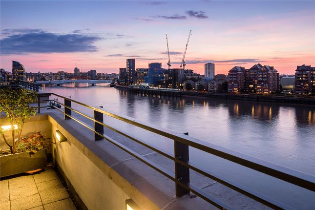 Thumbnail Flat for sale in Price's Court, Cotton Row, Battersea, London