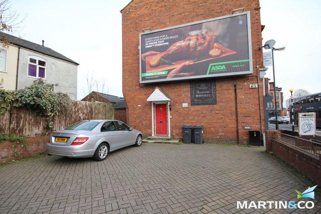 Flat to rent in High Street, Harborne