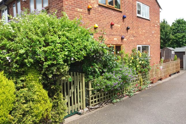 Thumbnail Semi-detached house for sale in Brackenfield Way, Thurmaston
