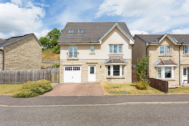 Thumbnail Town house to rent in Inchgarvie Avenue, Burntisland, Fife
