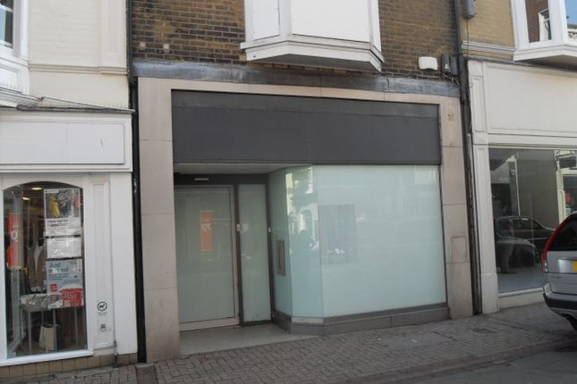 Thumbnail Retail premises to let in High Street, Ryde