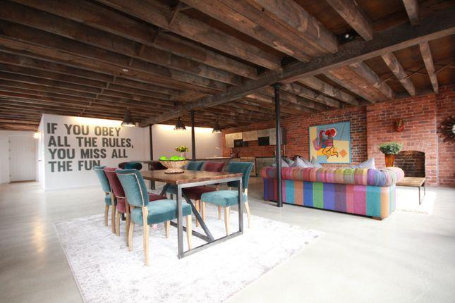 Thumbnail Flat to rent in Comet Works, Princip Street, Birmingham