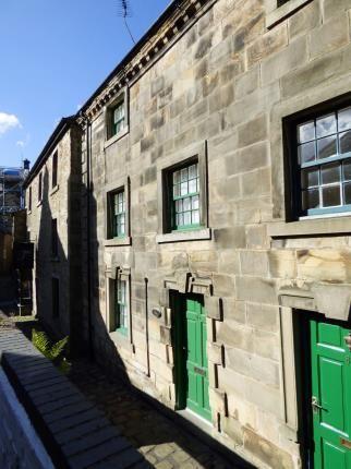 Front of Chapel Street, Longnor, Buxton, Staffordshire SK17