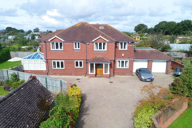 Thumbnail Detached house for sale in Salterton Road, Exmouth, Devon