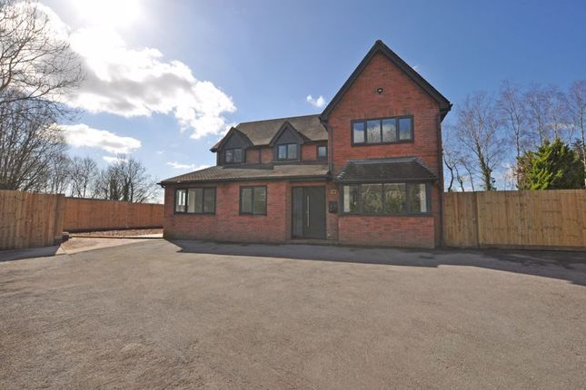 Thumbnail Detached house for sale in High-Spec Renovation, Pye Corner, Newport