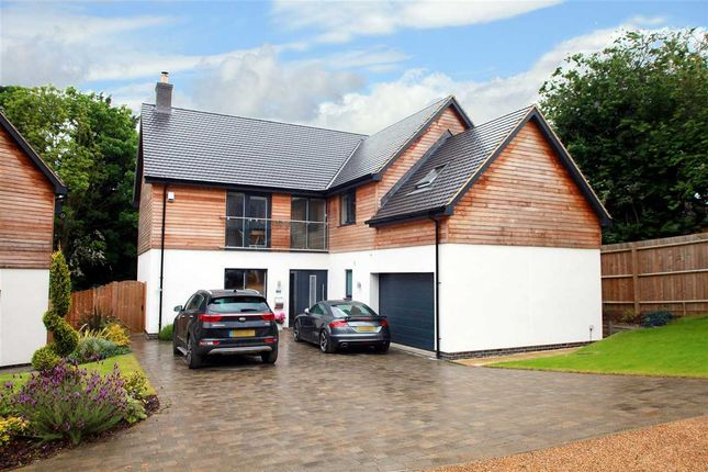 Thumbnail Detached house for sale in The Cedars, Irchester Road, Rushden