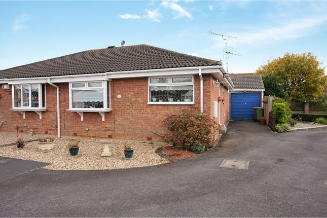 Thumbnail Semi-detached bungalow for sale in Bishopthorpe Road, Cleethorpes