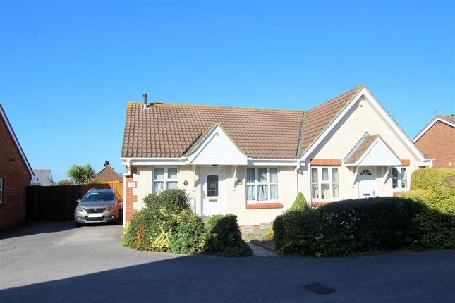 Thumbnail Bungalow for sale in Badger Rise, Portishead, North Somerset