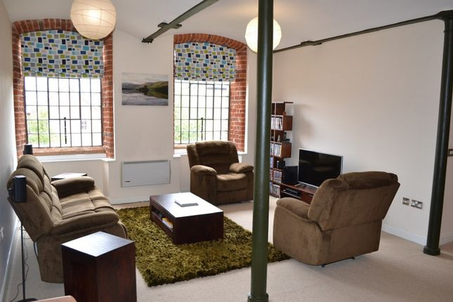 Flat for sale in High Street, Upper Tean, Stoke-On-Trent