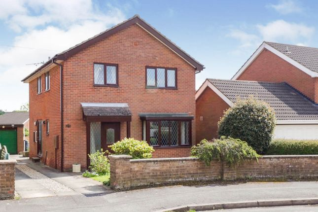 Thumbnail Detached house for sale in Hales Close, Bottesford, Scunthorpe