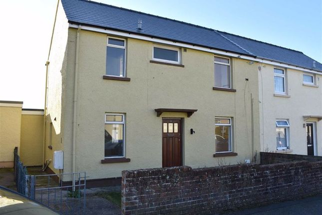 4 bed semi-detached house for sale in Priory Ville, Milford Haven SA73