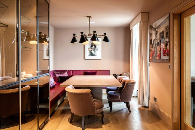 Thumbnail Maisonette for sale in Benham House, Coleridge Gardens, 552 Kings Road, Kings Chelsea