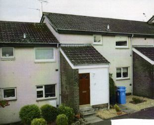 Thumbnail Flat to rent in Dunvegan Place, Polmont, Falkirk